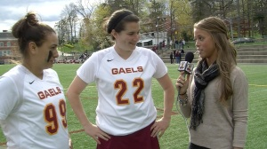 Carly Haden Woemen's Lacrosse coverage