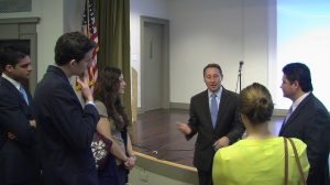 Rob Astorino discusses his broadcasting career